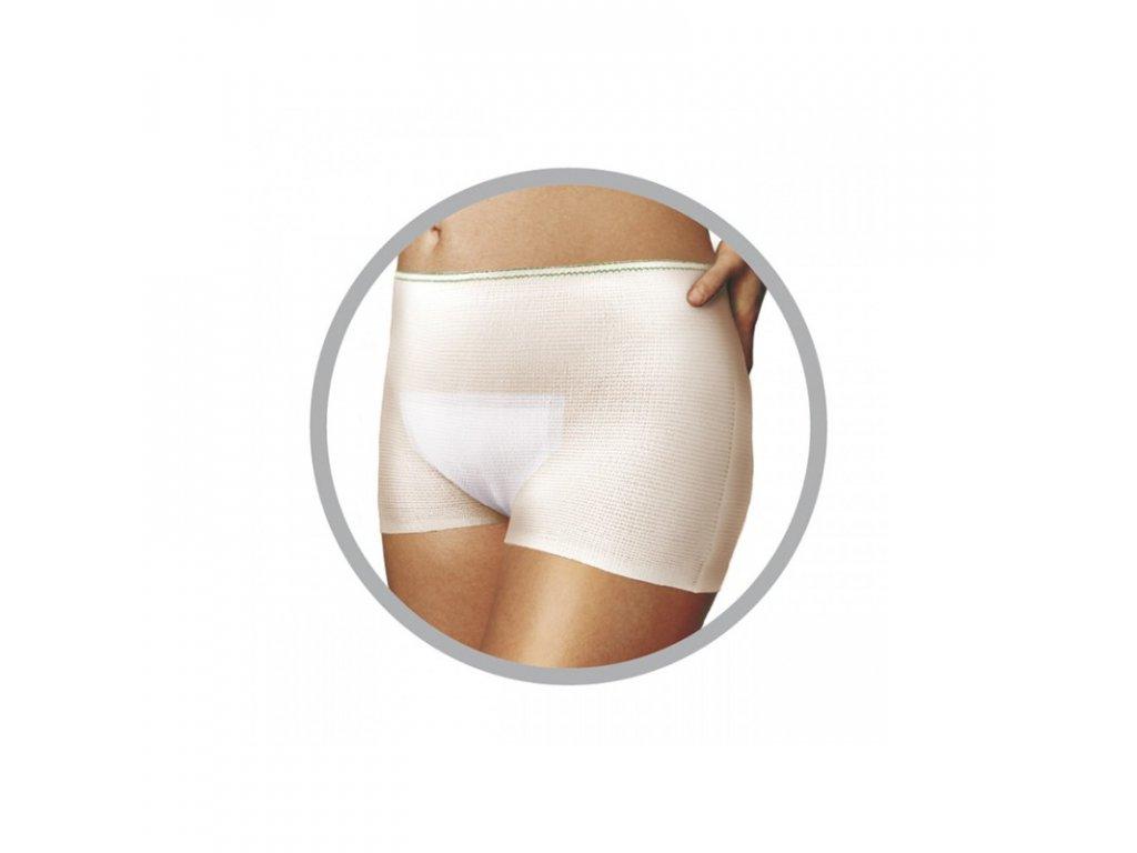 Multifunkční kalhotky po porodu 2ks