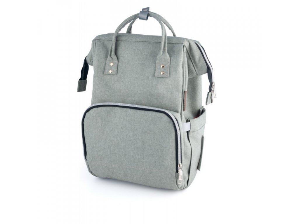 Přebalovací batoh šedý