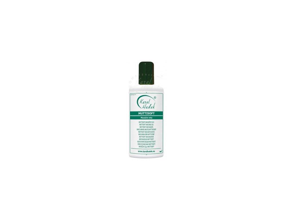 MUTTISOFT - Masážní olej pro těhotné 100 ml