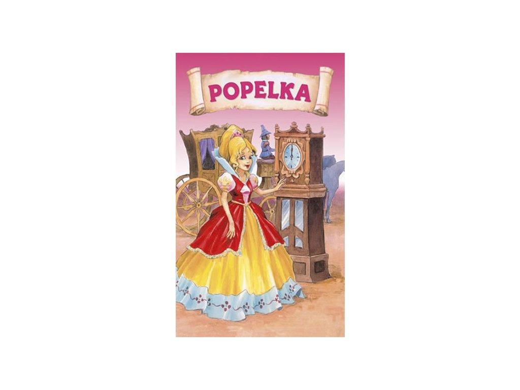 Popelka - Pohádkové leporelo