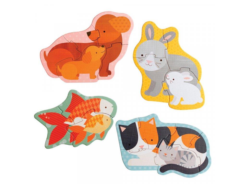 beginner puzzle pet babies animals piece 1024x1024