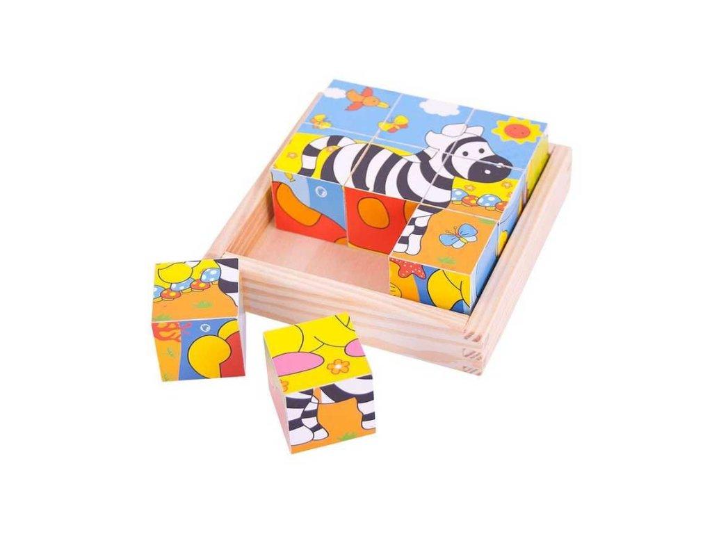 Screenshot 2020 10 01 Dřevěné obrázkové kostky kubusy Safari 9 kostek B2B Dvedeti cz Dřevené hračky, dřevěné hračky pro[...]