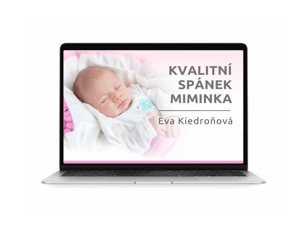 WEBINÁŘE kvalitní spánek miminka ČB