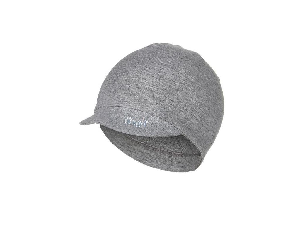 Kšiltovka smyk Outlast-šedý melír, vel. 5