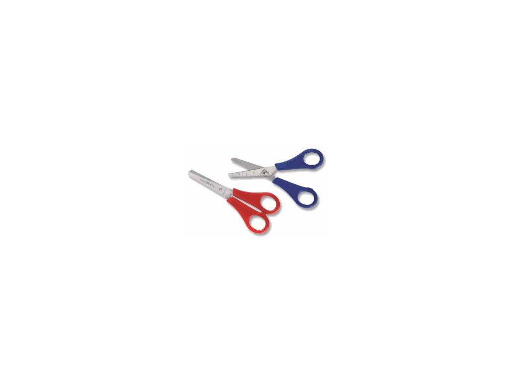 Nůžky - 13,5 cm kulaté pro praváky