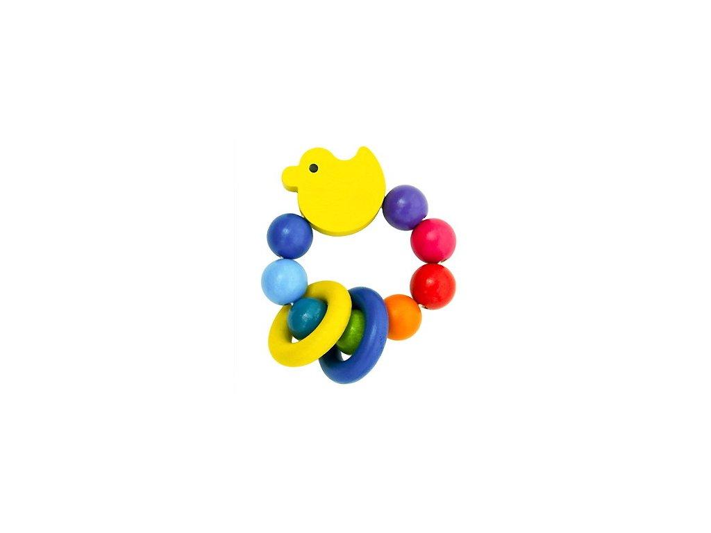 Kačenka s kroužky