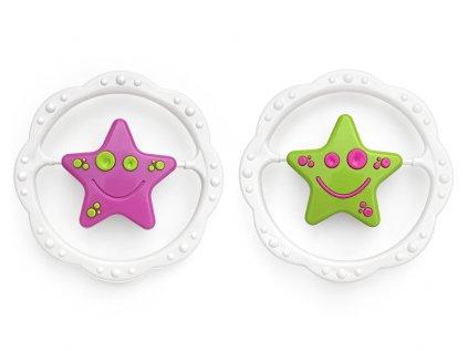 Kruh hvězdička, kytička