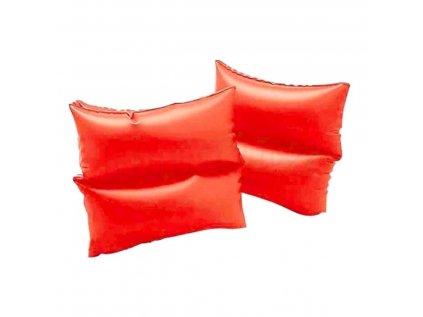 Nafukovací rukávky, oranžová 3-6let
