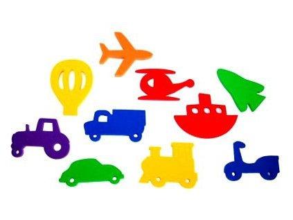 229 vanolepky dopravni prostredky