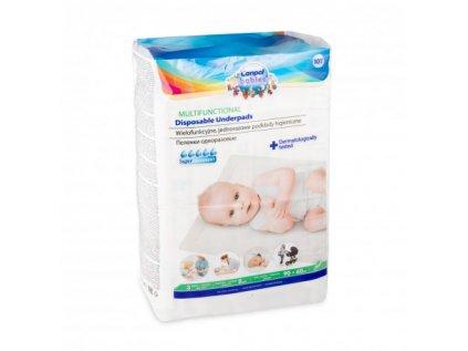 canpol babies jednorazove hygienicke podlozky 10 ks