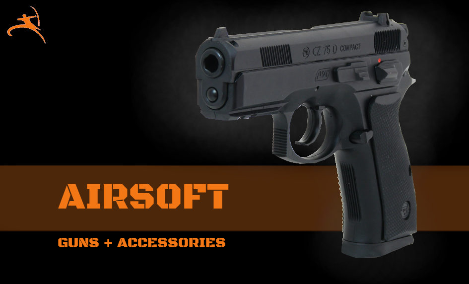 Special offer of the Airsoft guns and accessories