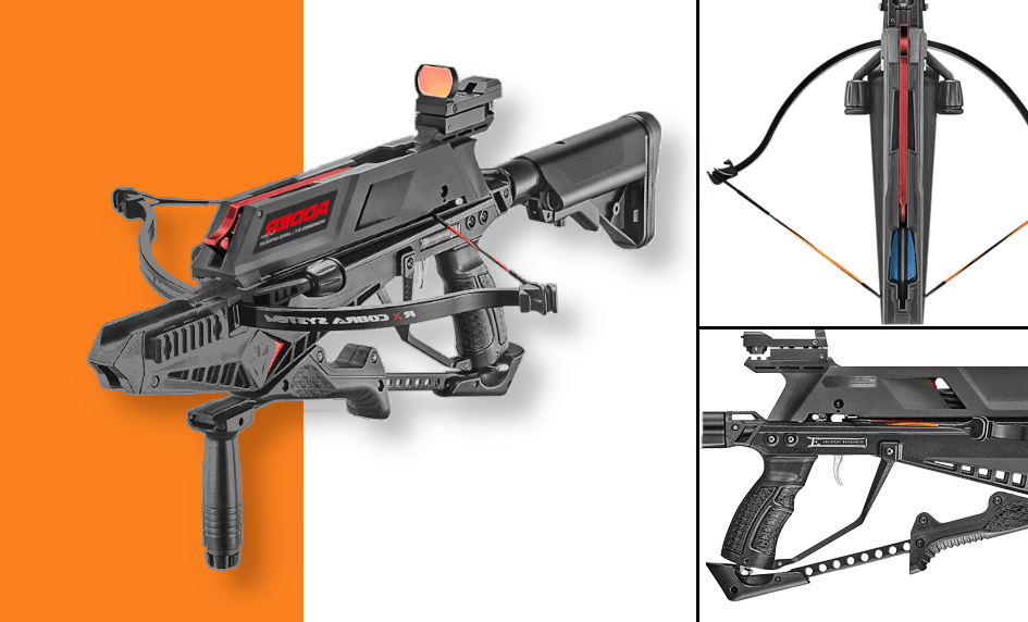 Crossbow Poe Lang Cobra Adder