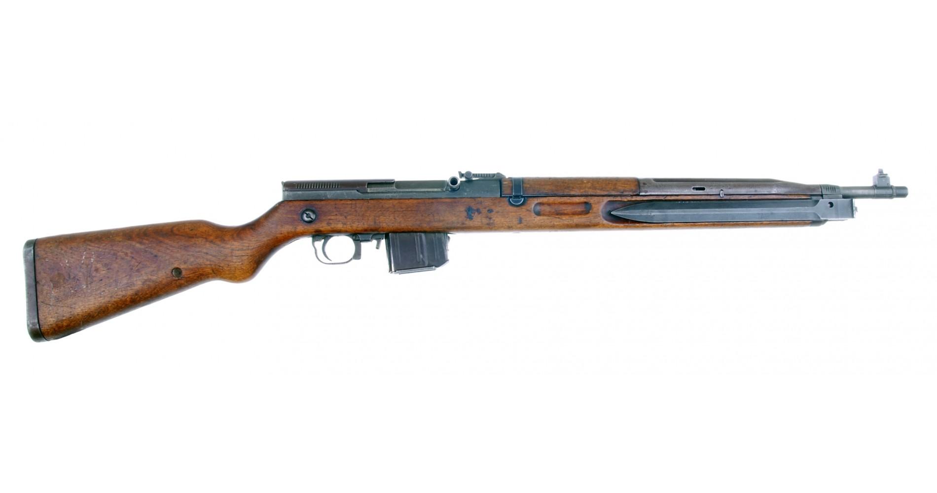 Self-loading Rifles