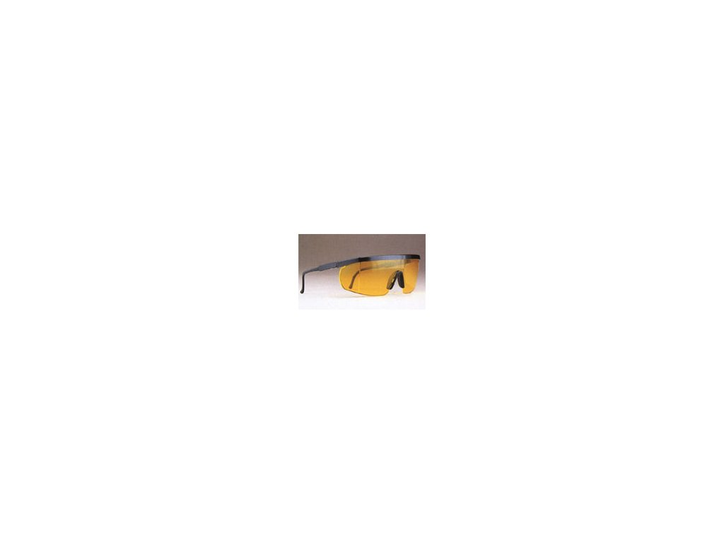 Nassau Protective Glasses Yellow