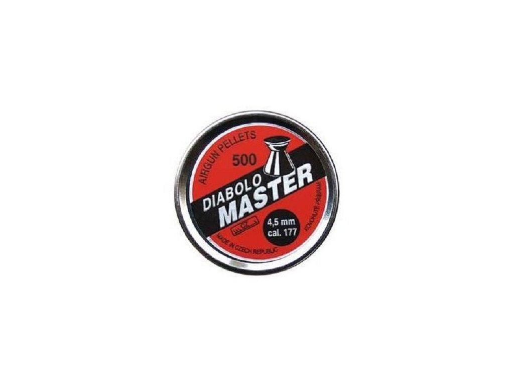 Diabolo Master 4,5 mm Pellets 500 pcs