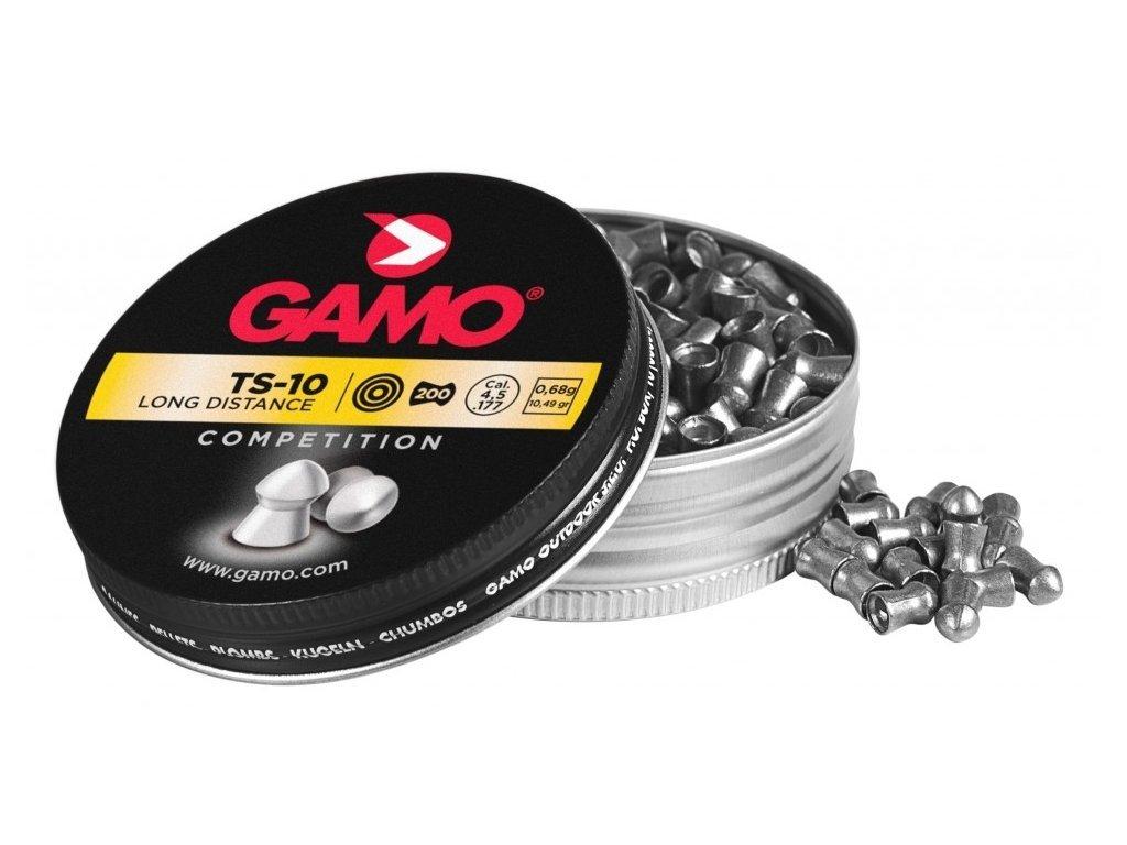 Gamo TS-10 4,5 mm Pellet 200 pcs