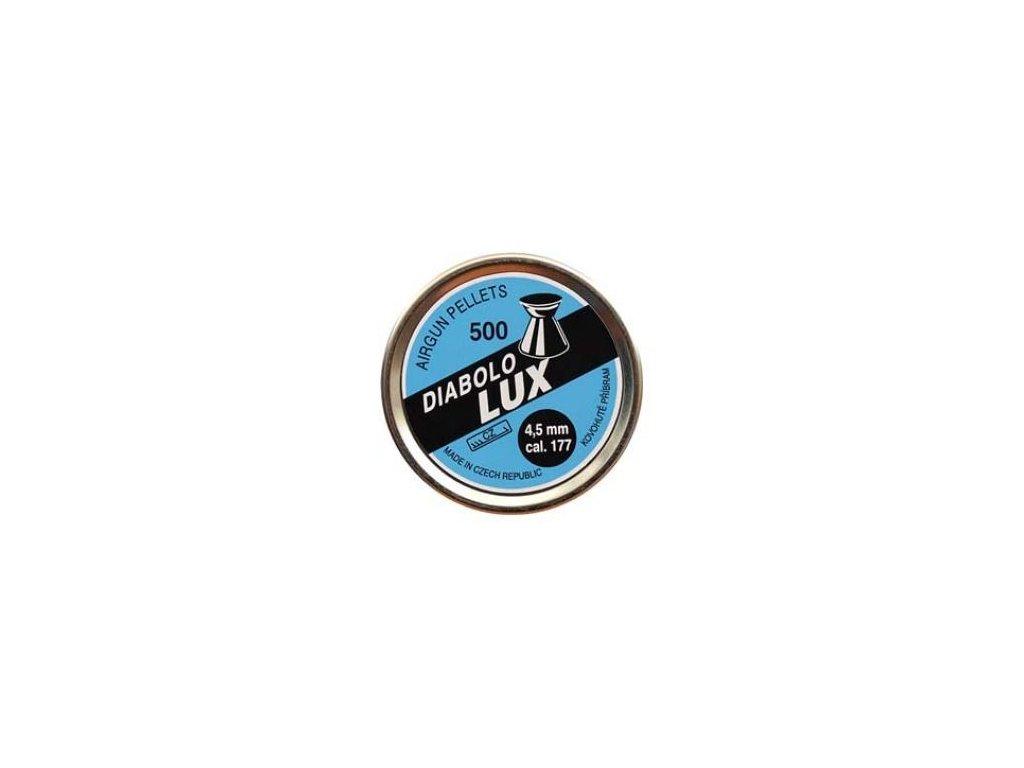 Diabolo LUX 4,5mm Pellets 500 pcs