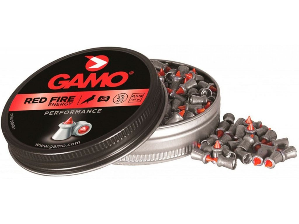 Gamo Red Fire 4,5 mm Pellet 125 pcs