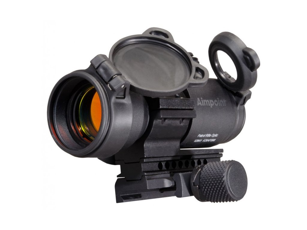 aimpoint patrol rifle optic pro