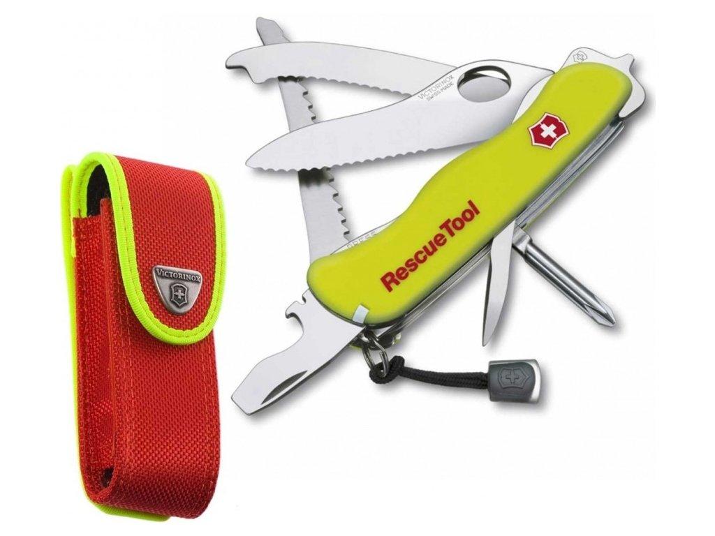 Victorinox RescueTool 0.8623.MWN Folding Knife