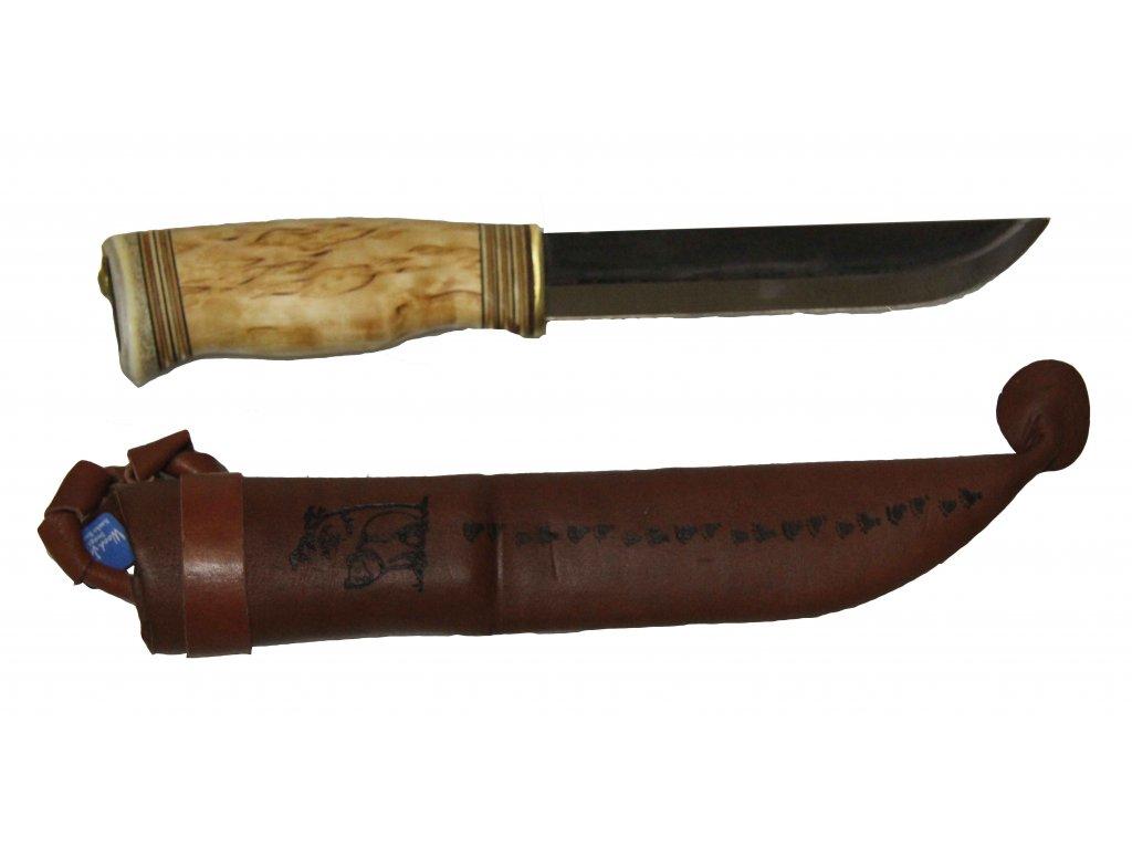 Wood Jewel 23KL Finnish Knife