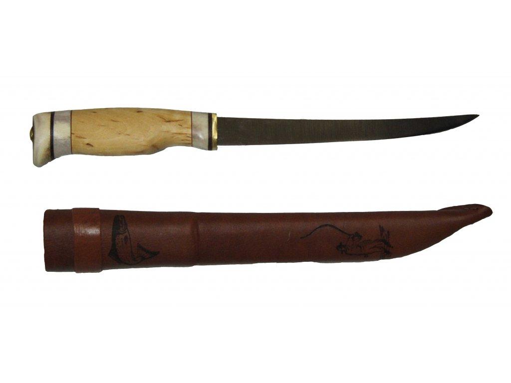 Wood Jewel 23FP Finnish Knife