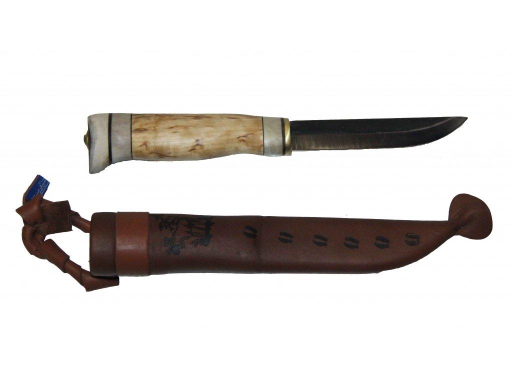 Wood Jewel 23V10 Finnish Knife