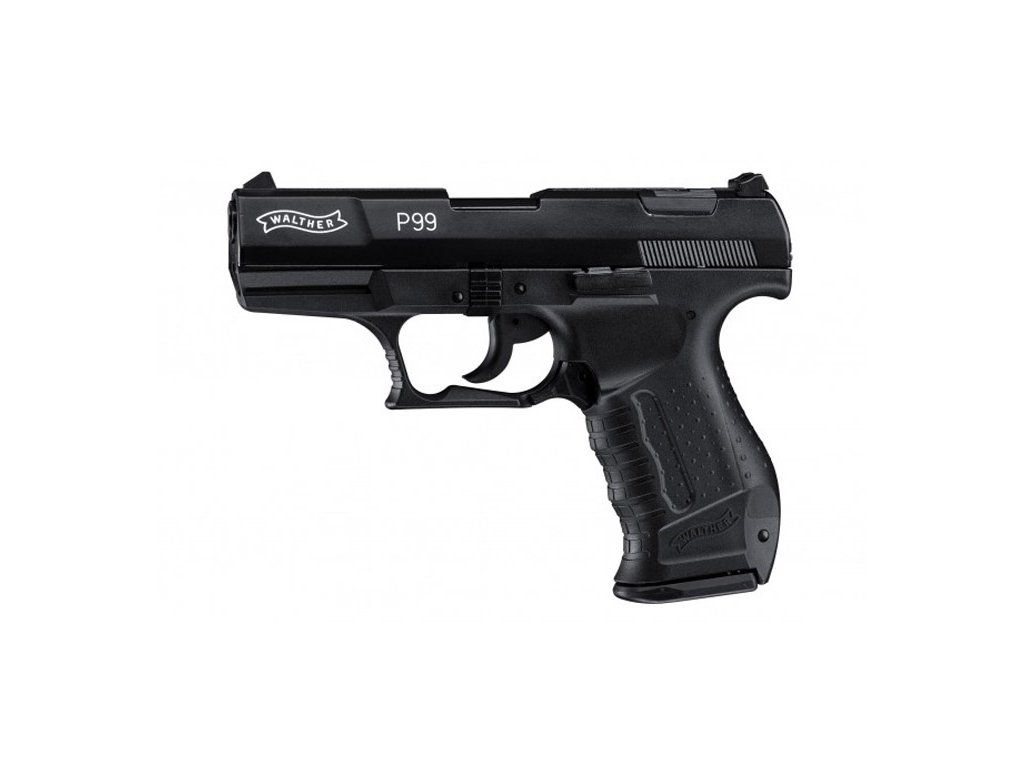 Gas Pistol Umarex Walther P99 Black cal. 9mm