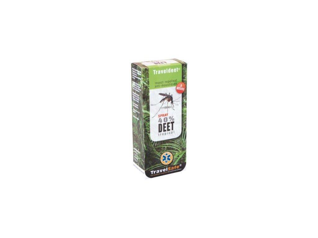 Traveldeet 40% Insect Repellent