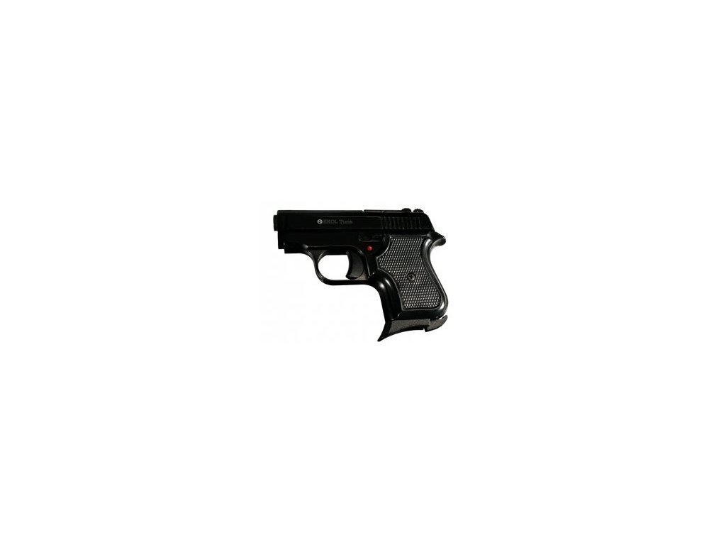 Gas Pistol Ekol Tisa Black cal. 8mm