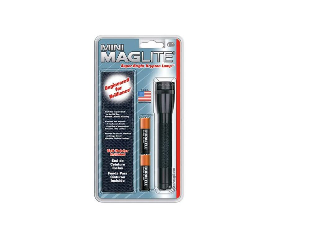 Mini Maglite AA Black