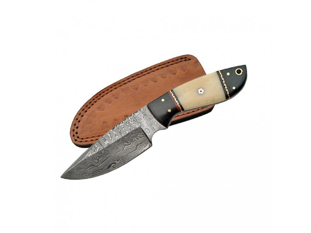 Damascus DM1085 Knife