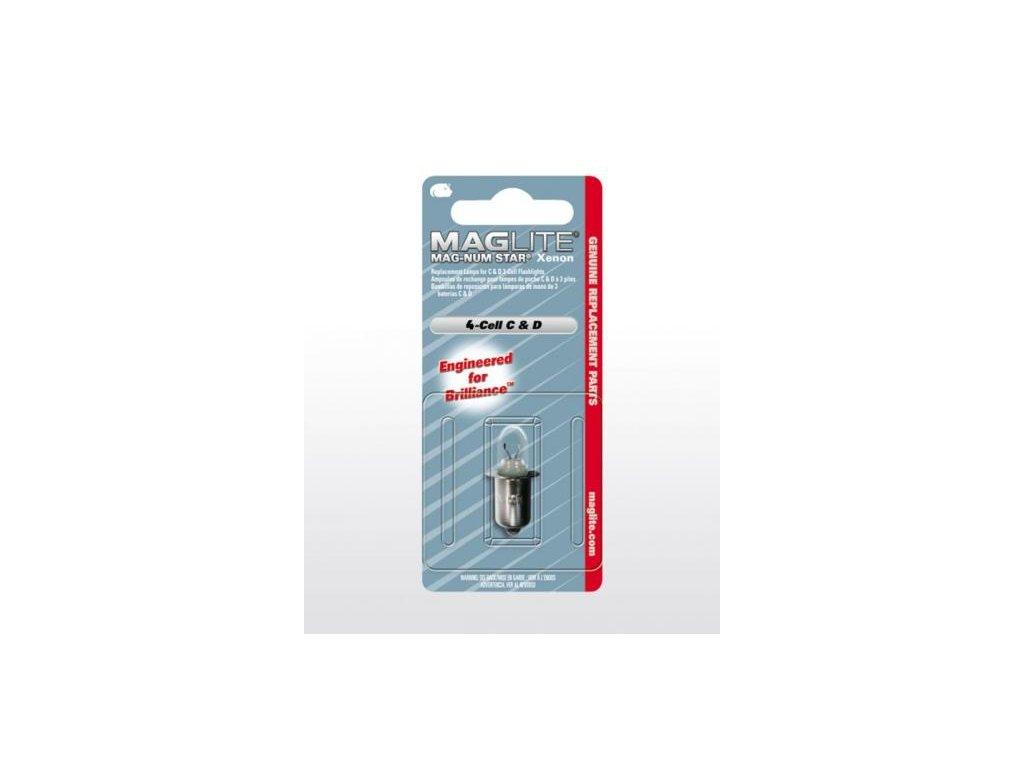 Maglite 4-C+D Bulb