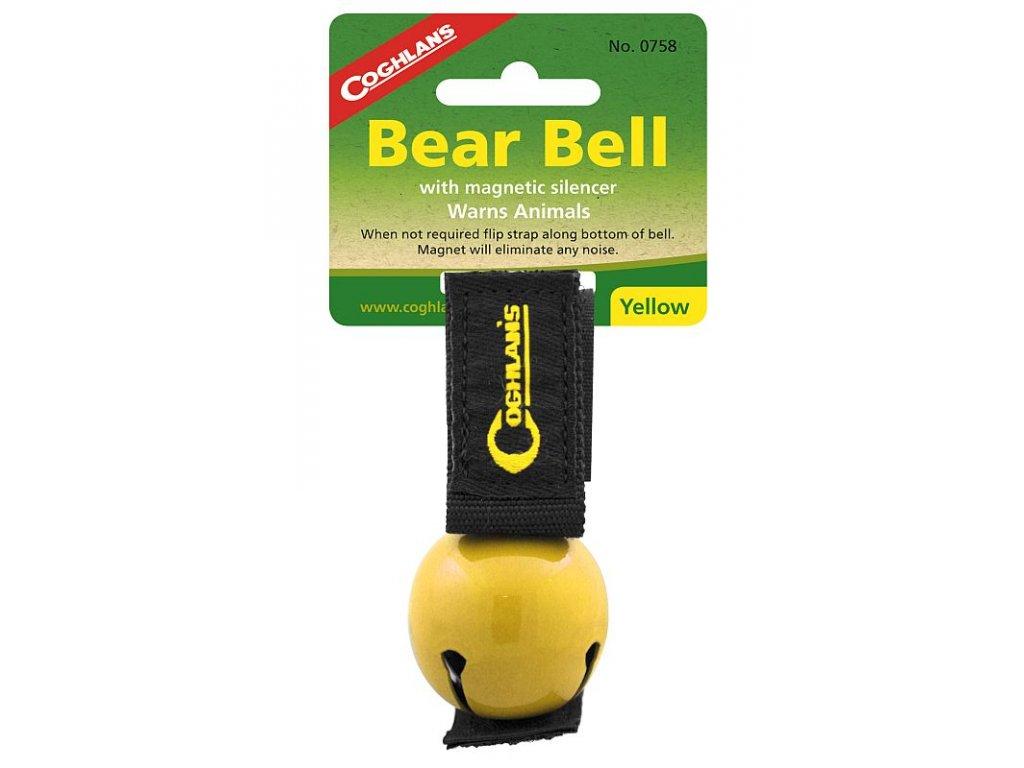Coghlan's Bear Bell - Colour