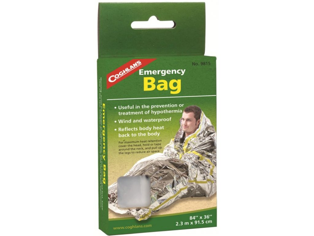 Coghlan's C-9815 Emergency Bag