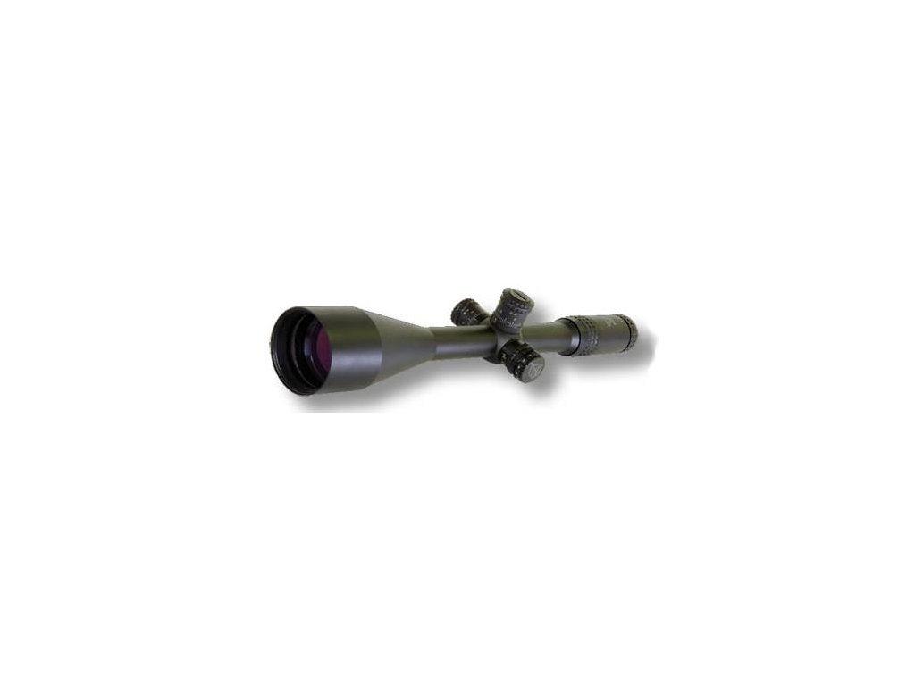 Nikko Stirling 4-16x44 IR Mil Dot Rifle Scope