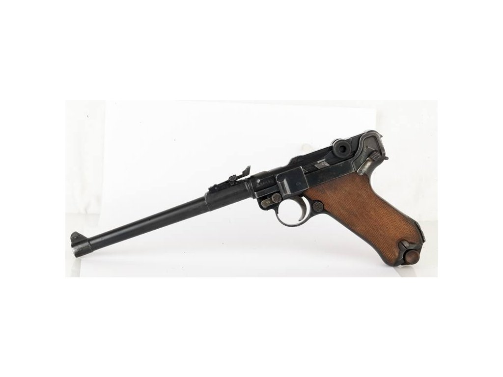 Parabellum 1917 Pistol - Artillery Model
