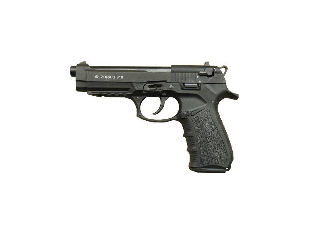 Gas Pistol Atak Zoraki 918 Black cal. 9mm