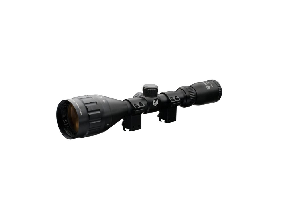 Nikko Stirling IR 3-9x50 AO Mountmaster Rifle Scope