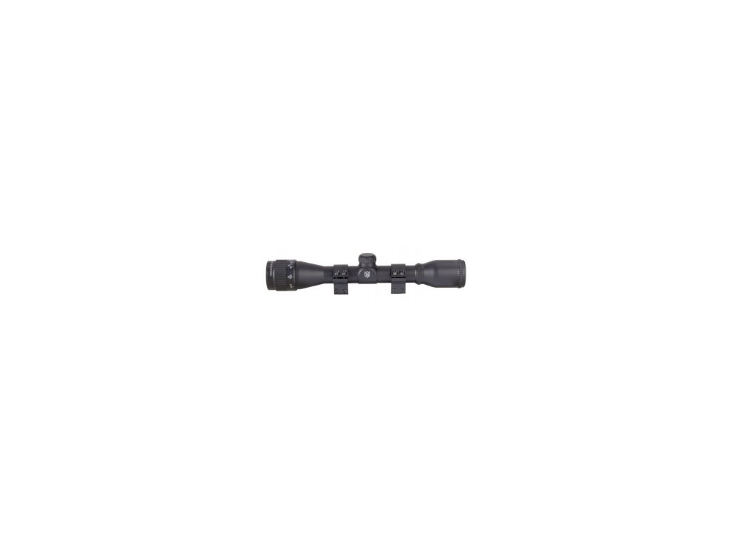 Nikko Stirling 4x40 AO Mil-Dot Rifle Scope