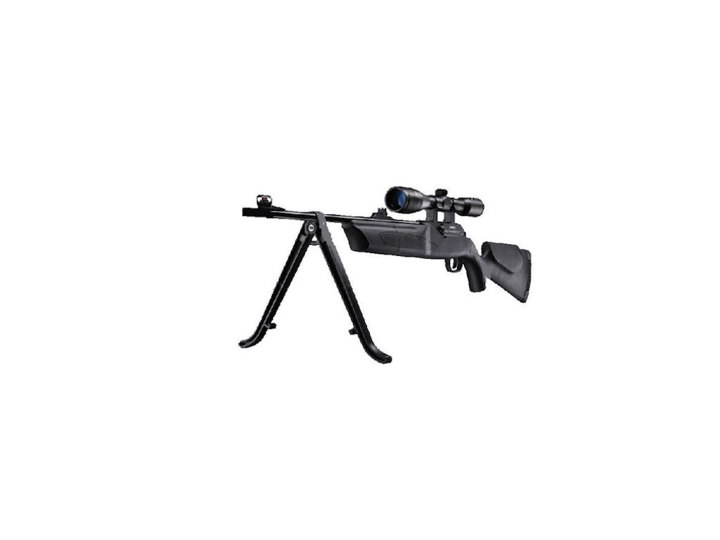 Air Rifle Bipod - Fit on the Barrel