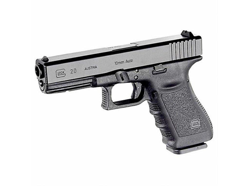 Glock 20 SF cal  10mm Auto