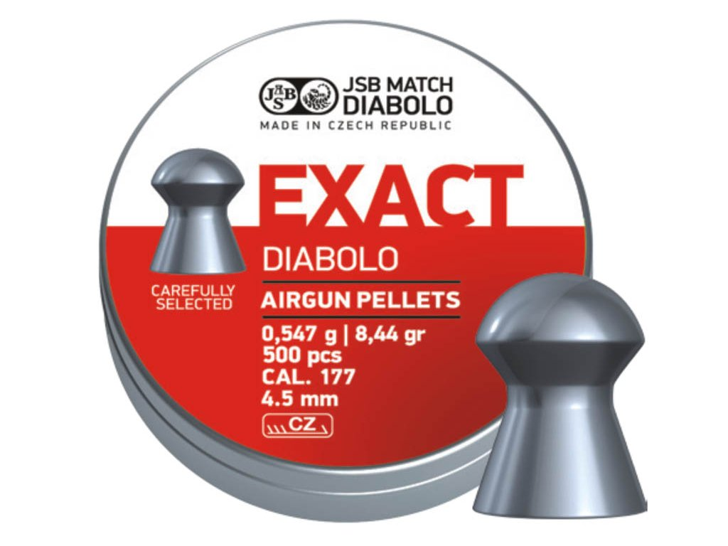 JSB Exact Diabolo 4,51 mm Pellet