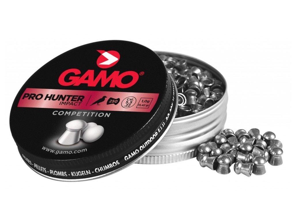 Gamo Pro Hunter Impact 5,5 mm Pellet 250 pcs