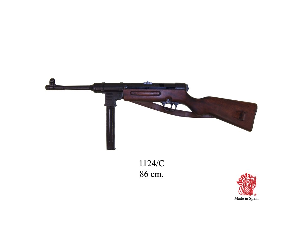 MP41 Machine Gun 1940 9mm