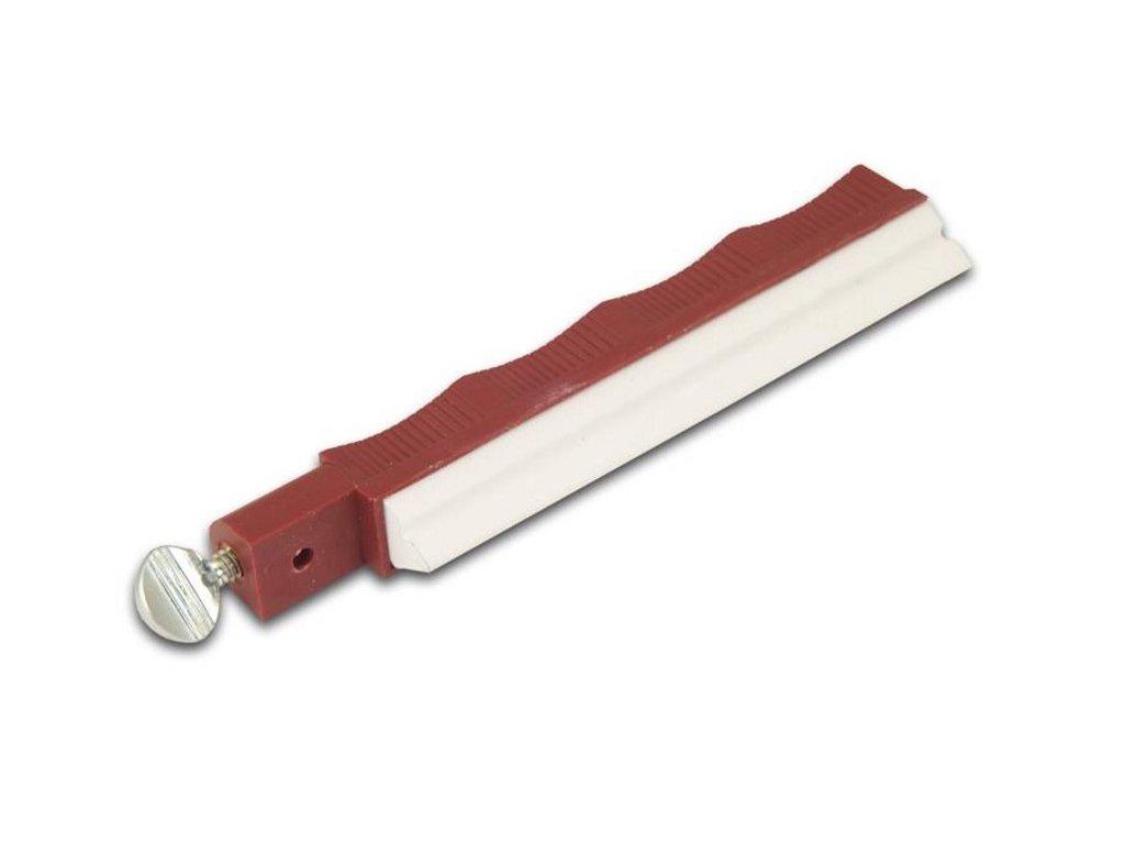 Lansky LSERT Soft V-profile Sharpener Into the Set