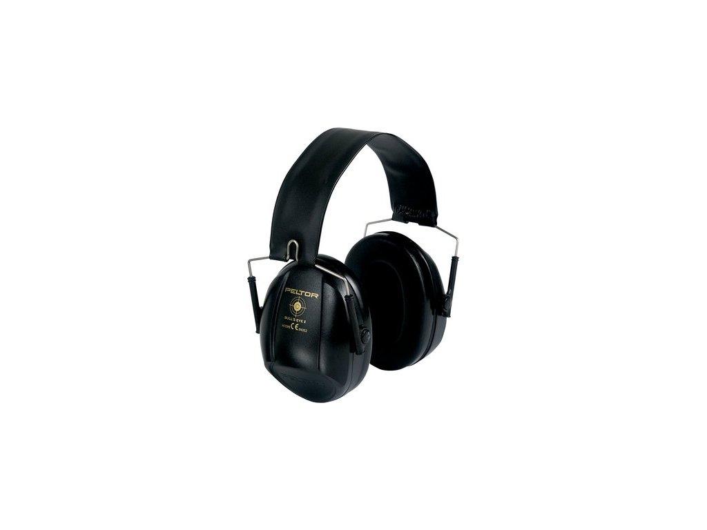 Peltor H64 Shooting Ear Muffs Black
