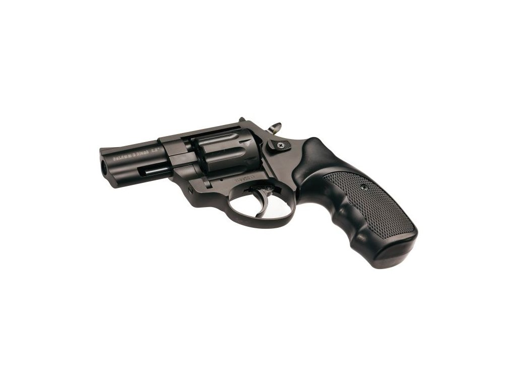 "Gas Revolver Atak Zoraki R1 2,5"" black cal. 9mm"