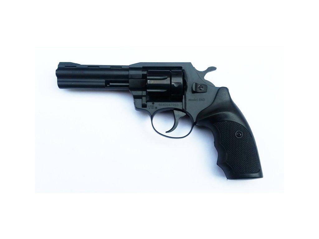 Alfa 640 cal. 6mm ME Flobert Revolver - black