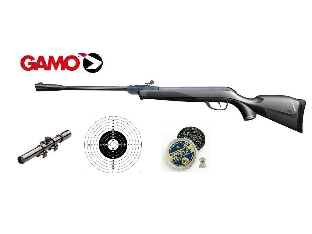 KENTAUR SET = Gamo DeltaMax + TASCO Rifle Scope
